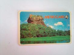 Sri Lanka Phonecard Rs 150 Metrocard Chip Card