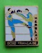 E 46)...VILLE D HERBLAY  ....BOXE FRANCAISE - Altri