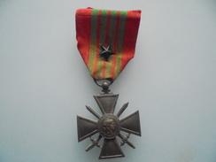 N2 Croix De Guerre 1939 - France