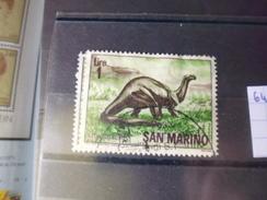 SAINT MARIN YVERT N°645 - Saint-Marin