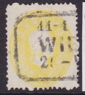 AUSTRIA 1860 Sc 12 Used - 1850-1918 Impero