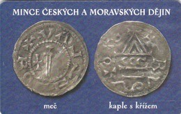 Czech Rep. C308, Historic Coins II., 2 Scans.   GEM1B (Not Symmetric White/Gold)