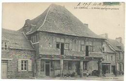 22 La Chèze - L'Hotel Des Trois Piliers - La Chèze