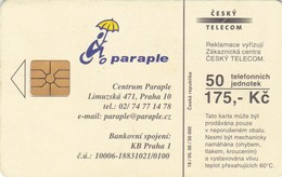 Czech Rep. C314, Centrum Paraple, 2 Scans.