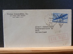 65/924   LETTRE USA TO SWITSERLAND  1946 - Luftpost