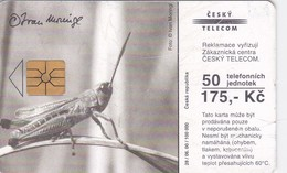 Czech Rep. C323, Moringl III., 2 Scans.  Wear
