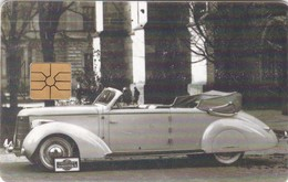 Czech Rep. C324, Sodomka II, Car, 2 Scans.