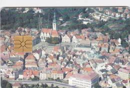 Czech Rep. C327, City - Tabor, 2 Scans.