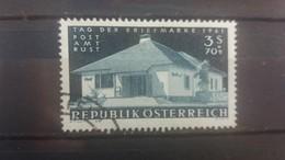 AUSTRIA 1961 RUST POST OFFICE - 1961-70 Used