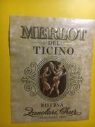 3923 - Merlot Del Ticino Suisse - Dans