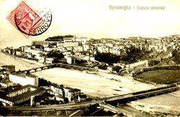ITALIE. Carte Postale écrite. Vintimille. - Imperia