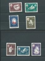 PARAGUAY : Y&T N° 752/55 + P A 379/81 TIMBRES NEUFS SANS TRACE DE CHARNIERE  - Bce 1001 - Paraguay