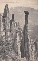 Italie - Renon - Ritten - Rochers Curiosité - Die Erdpyramiden - Géologie - Editeur Gugler Bozen - Bolzano (Bozen)