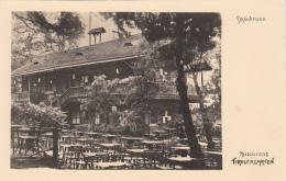 Autriche - Wien - Restaurant Tirolergarten - Schönbrunn - Cachet Café Meierei - Château De Schönbrunn