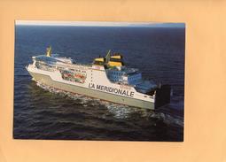 F2101 - CORSE - KALLISTE - LA MERIDIONALE - Dampfer