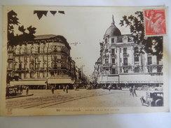 CPA - (31) - TOULOUSE - ENTREE DE LA RUE BAYARD - C1941- ANIMEE - R988 - Toulouse