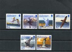 ALDERNEY 1990 Seabirds CTO - Albatro & Uccelli Marini
