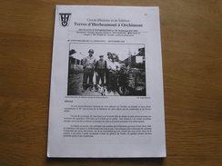 TERRES D' HERBEUMONT à ORCHIMONT Feuillets D' Informations 1/56 2004 Régionalisme Guerre 40 45 Bertrix Dohan Graide - Culture