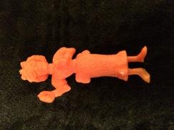 Figurine Lucky Luke Monochrome Morris 1970 - Autres
