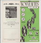 Petit Livre  Nouveaute 1955 - Varia