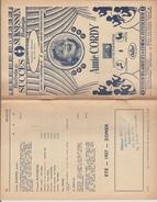 Petit Livre Bulletin Des Succes Annie Cordy - Varia