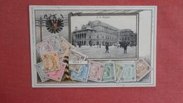 Embossed Stamp Card      Austria > Vienna  K.K. Hofoper   ====  >-ref 2551 - Vienne