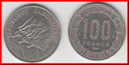 **** GABON - AFRIQUE CENTRALE - CENTRAL AFRICAN STATES - 100 FRANCS 1984 **** EN ACHAT IMMEDIAT !!! - Gabón