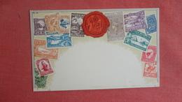 Stamp Card   New Zealand  ==  >-ref 2551 - New Zealand