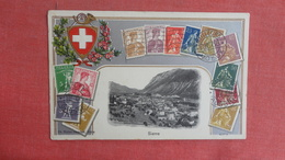 Embossed   Stamp Card   Switzerland > VS Valais  Sierre ==  >-ref 2551 - VS Valais