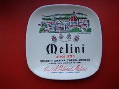 Cendrier / Vide Poche MELINI Chianti - Lacrima D'Arno - Orvieto  Cav A Laborel Melini - Cendriers