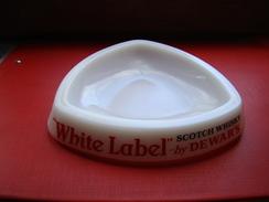 Cendrier / Vide Poche White Label  - By DEWAR'S Scotch Whisky - Cendriers