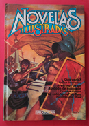 NOVELAS ILUSTRADAS - BRUGUERA - 3 AVENTURAS A TODO COLOR. USADO. - Livres, BD, Revues