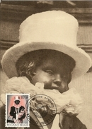 "BELG.1976 1795 FDC MAXI CARD ""Conservatoire Africain"" - Cartes-maximum (CM)"