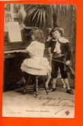 Enfants - Musique - Piano Violon - Cliché Anthony's - Musique De Chambre - Enfants