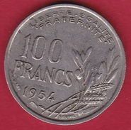 France 100 Francs Cochet 1954 B - N. 100 Francs