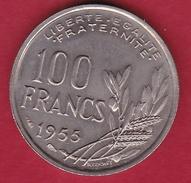 France 100 Francs Cochet 1955 - SUP - N. 100 Francs