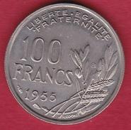 France 100 Francs Cochet 1955 B - SUP - N. 100 Francs