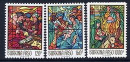 BURKINA FASO 1988 Christmas MNH / ** - Burkina Faso (1984-...)