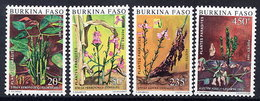 BURKINA FASO 1989 Parasitic Plants MNH / ** - Plants