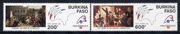 BURKINA FASO 1989 Bicentenary Of French Revolution MNH / ** - Burkina Faso (1984-...)