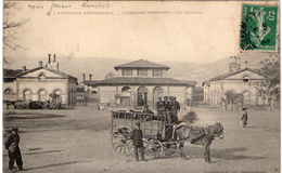 Clermont-Ferrand -les ABATTOIRS - RARE - TBE - Clermont Ferrand