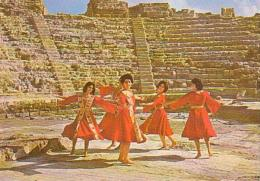 Groupe        H13        ( Danseuses D'Israël ) - Israele