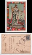 Cartolina/postcard Conferenza Di Genova 1922. Pitueto - Mura Del Molo 4-18 - Eventi
