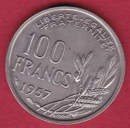 France 100 Francs Cochet 1957 - SUP - N. 100 Francs