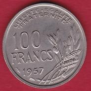 France 100 Francs Cochet 1957 B - SUP - N. 100 Francs