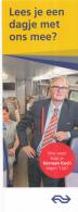 Nederland - Boekenlegger/bladwijzer - Boekenweekgeschenk Herman Koch - Nieuw Exemplaar - Bladwijzers