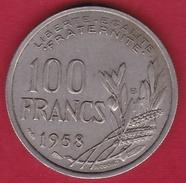 France 100 Francs Cochet 1958 B - N. 100 Francs