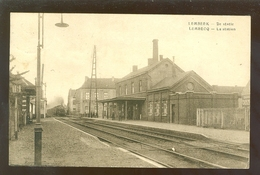 Lembecq    :   La Station - De Statie  - Gare - Train - Trein - Halle