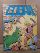 Cobra Manga En BD N°1 Les Pirates De L'espace Editions De La Page Blanche 1985 - Mangas