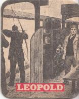 Leopold - Dorpstafereel - Nummer 7 - Ongebruikt Exemplaar - Bierviltjes